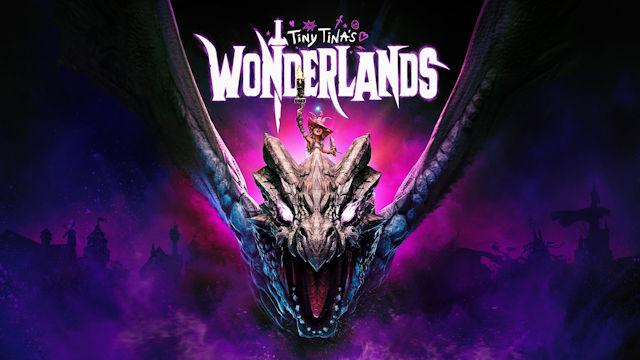 Tiny Tina invites you to her Wonderlands
