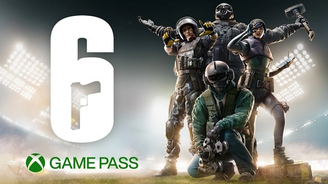 Rainbow Six Siege coming to Xbox Game Pass