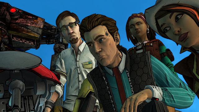 Tales from the Borderlands to be told again
