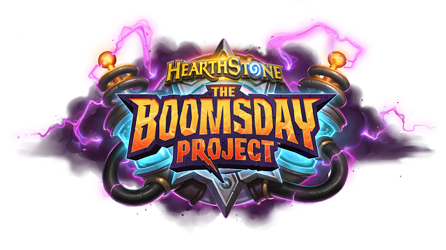 Hearthstone unleashes The Boomsday Project