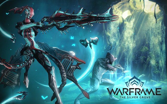 The Silver Grove comes to Warframe