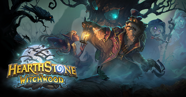Hearthstone heading into The Witchwood