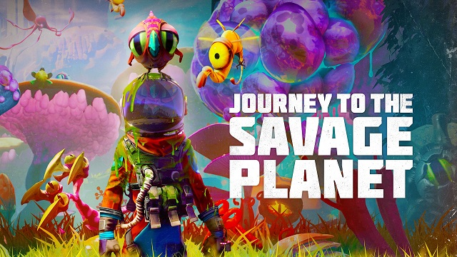 Journey to the Savage Planet release date set, playable demo at PAX West
