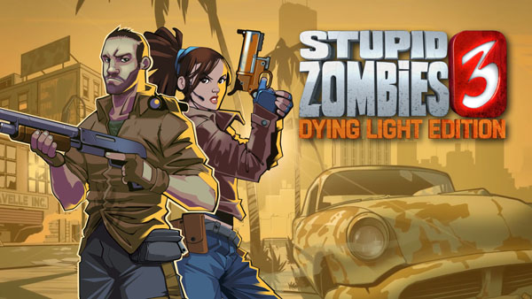 Stupid Zombies 3 adds Dying Light mode