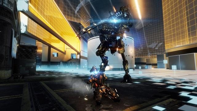 Titanfall 2 playing War Games next week