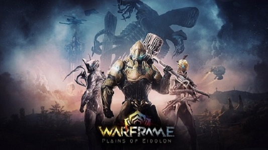 Plains of Eidolon comes to Warframe on console