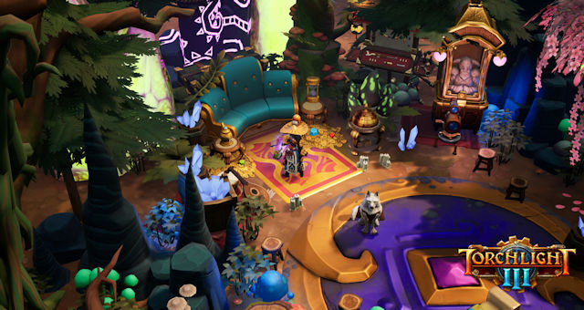 Torchlight III adds end game experience to Early Access
