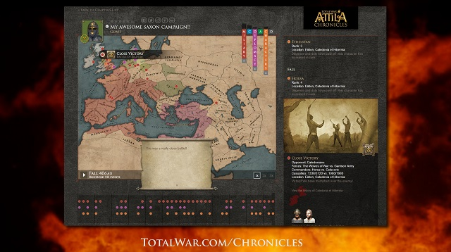 Total War Chronicles launching this month