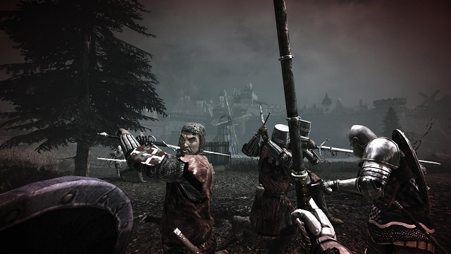 Medieval Warfare erupting on consoles