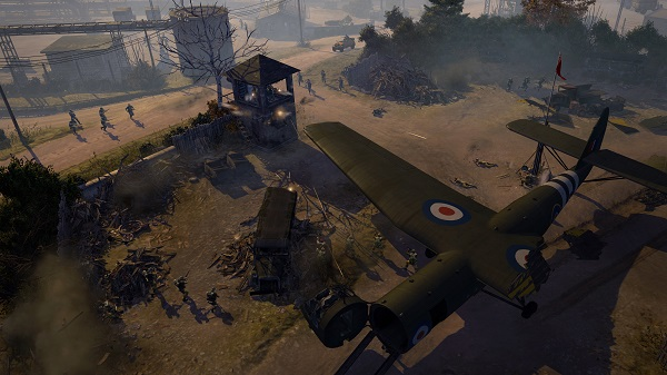 The British are coming to Company of Heroes 2