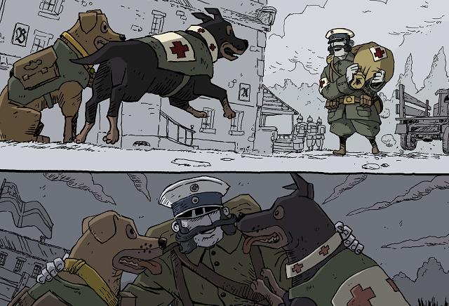 Free Valiant Hearts digital comic coming in November