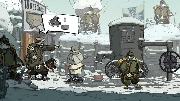 Valiant Hearts: The Great War now available on five platforms