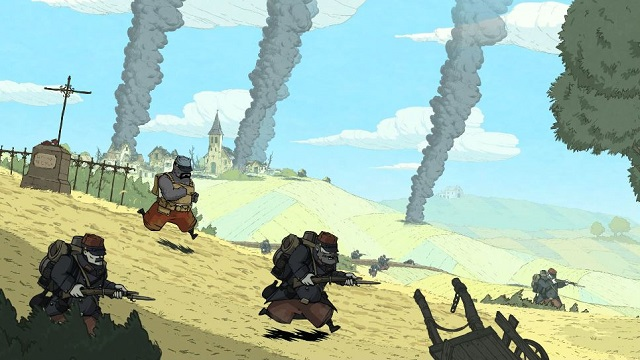 Valiant Hearts: The Great War charges onto Switch