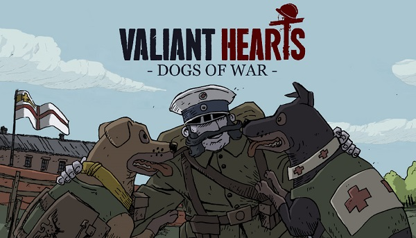 Valiant Hearts: Dogs of War comic available on iOS