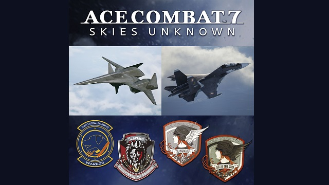 Ace Combat 7 DLC coming in for a landing