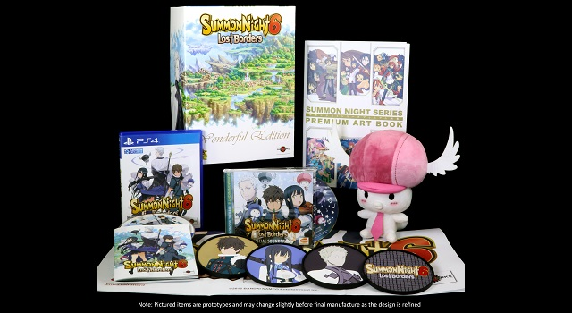 Summon Night 6 to be available in a Wonderful Edition for a limited time