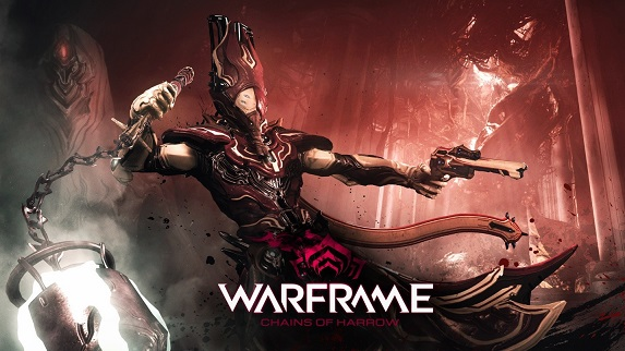 Warframe unleashes Chains of Harrow