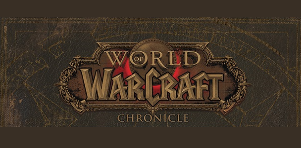 World of Warcraft: Chronicle Volume 1 coming in March
