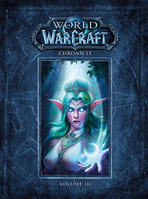 World of Warcraft Chronicle: Volume III revealed