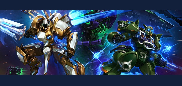 Heroes of the Storm releases Mecha Skins