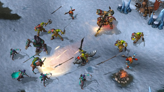 Warcraft III: Reforged forges into release