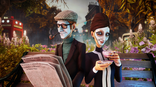 We Happy Few to become a feature film