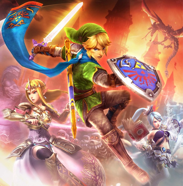 Hyrule Warriors and Super Smash Bros. events planned for PAX