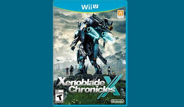 Xenoblade Chronicles X landing on Wii U