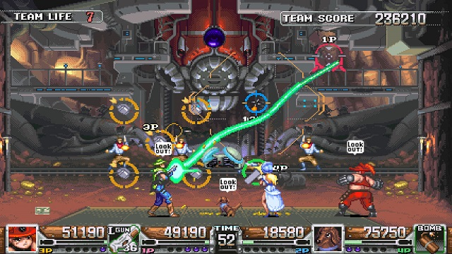 Wild Guns Reloaded shoots onto PSN - News From The Gamers