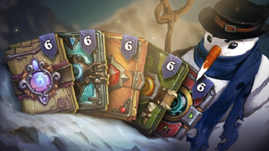 The Winter Veil lifts in Hearthstone