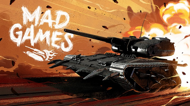 World of Tanks Blitz ready to play Mad Games