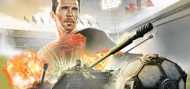 Tank soccer returns for World Cup
