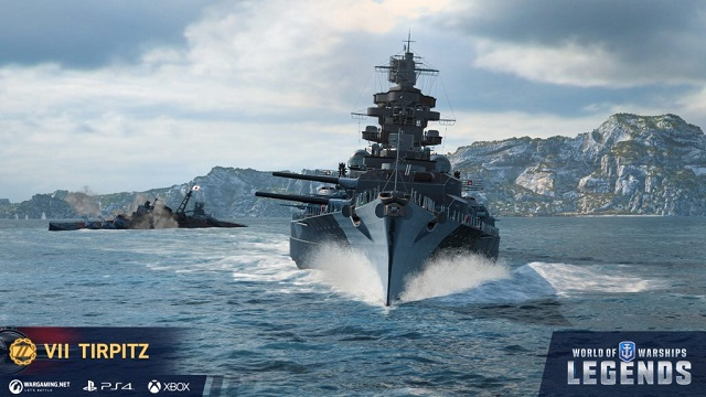 World of Warships: Legends steams into full release