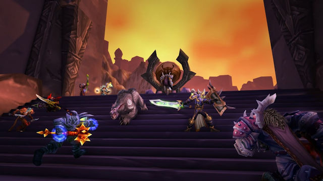 The gates of Ahn'Qiraj have been opened
