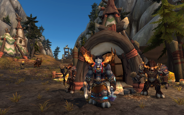 The Burning Legion has returned to Azeroth - News From The
