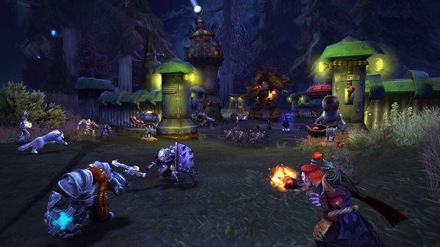 Tides of Vengeance washes onto World of Warcraft