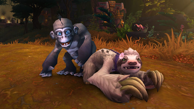 World of Warcraft launches charity pet program