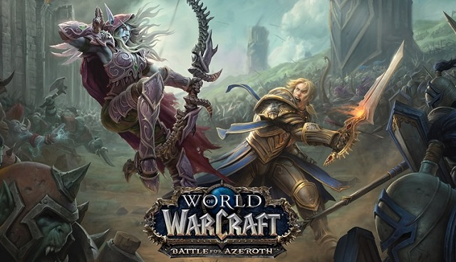 The Battle for Azeroth will come to World of Warcraft