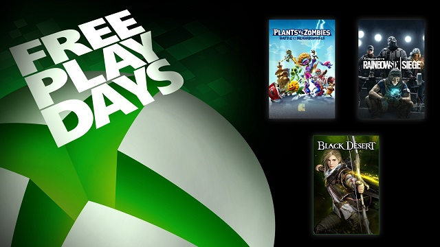 More Free Play Days begin today