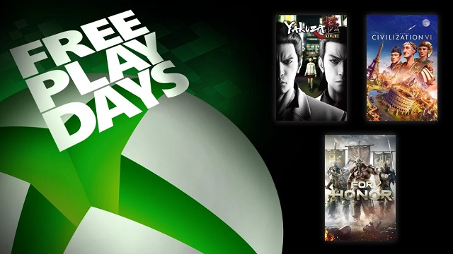Fight for the honor of civilized Yakuza for free on Xbox