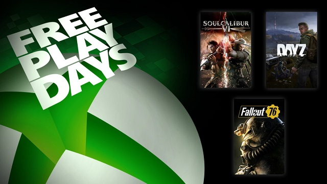 Free Play event on Xbox this weekend includes three games