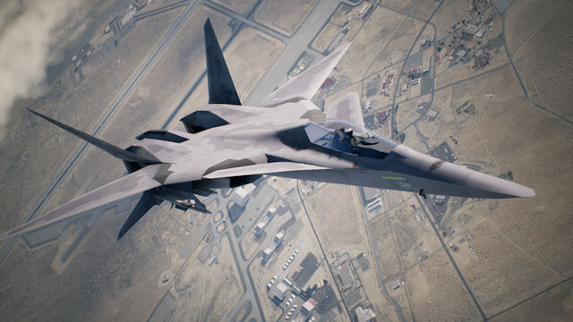 Three new aircraft headed to Ace Combat 7