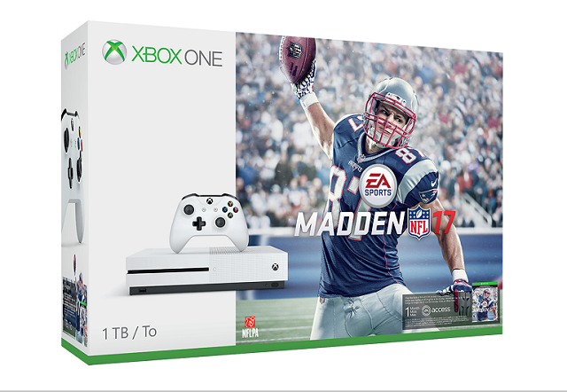 New Xbox One S bundles announced