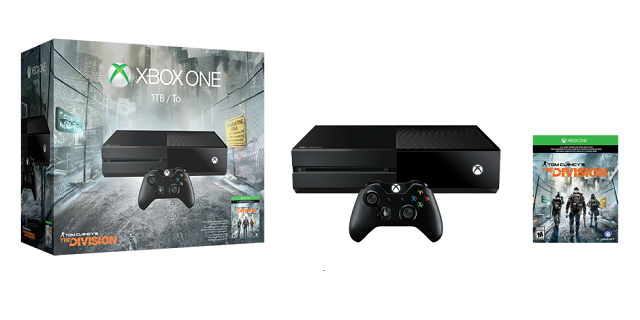 Xbox One Tom Clancy's The Division Bundle announced
