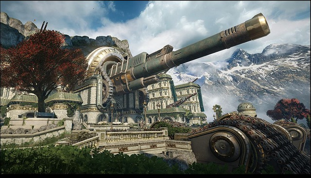 Gears of War December Update adding new maps and features