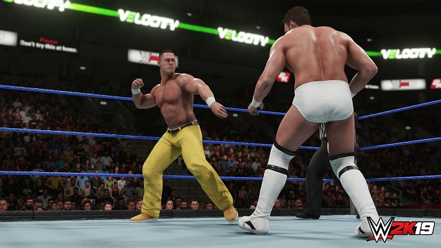2K Showcase returning in WWE 2K19