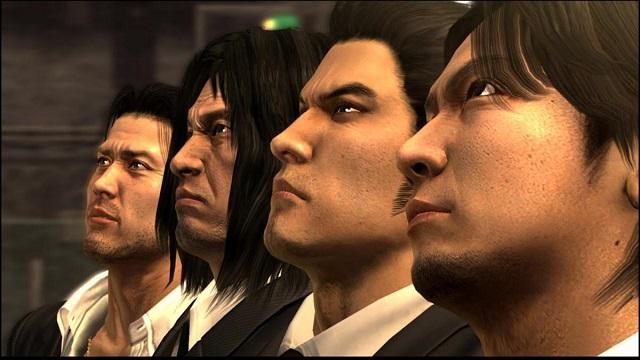 Yakuza 4 joins The Yakuza Remastered Collection