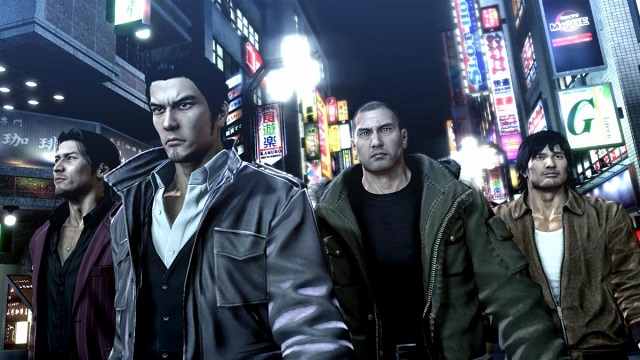 The Yakuza Remastered Collection announced