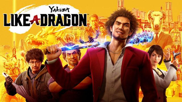Yakuza comes in Like a Dragon in November