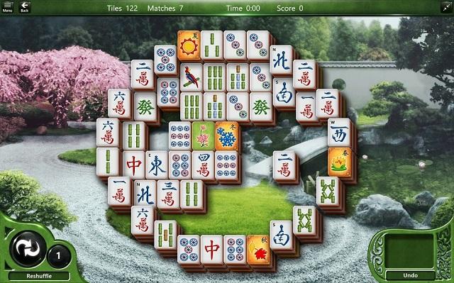 Microsoft makes Mahjong modifications